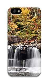 iPhone 5 5S Case Nature Autumn Mill 3D Custom iPhone 5 5S Case Cover