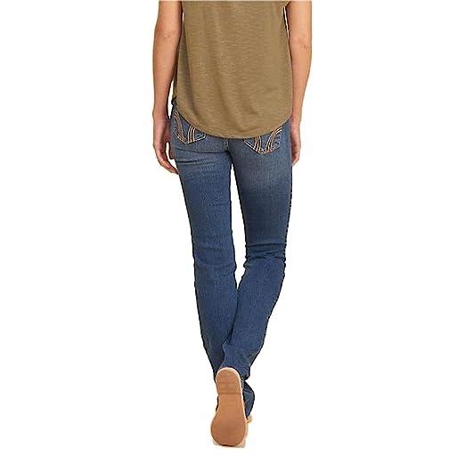 Hollister Damen Jeans Hosen blau *** Bryden Skinny Jeans