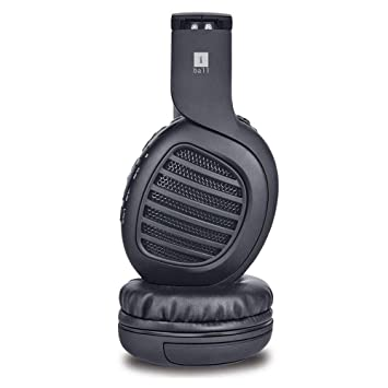 Amazon In Buy Iball Decibel Bluetooth 5 0 Headphone With Sd Fm Alexa Built In Black Edition Online At Low Prices In India Iball Reviews Ratings