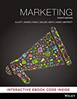Marketing, 4th Edition Front Cover