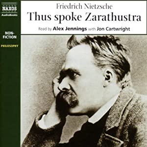Thus Spoke Zarathustra Hörbuch