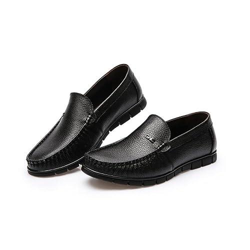 2018 Zapatos de Hombre PU Primavera/Otoño Mocasines y Slip-Ons Confortables Zapatos de Caminar, Zapatos de Conducción, Zapatos de Negocios: Amazon.es: ...