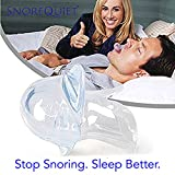 Stop Snoring Retainer Pacifier Sleep Aid Solution