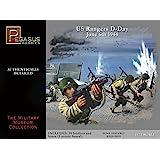 Pegasus 7351–1 pG iI 72/wW uS d-day figurines de troupes