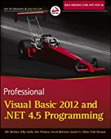 Professional Visual Basic 2012 and .NET 4.5 Programming Front Cover