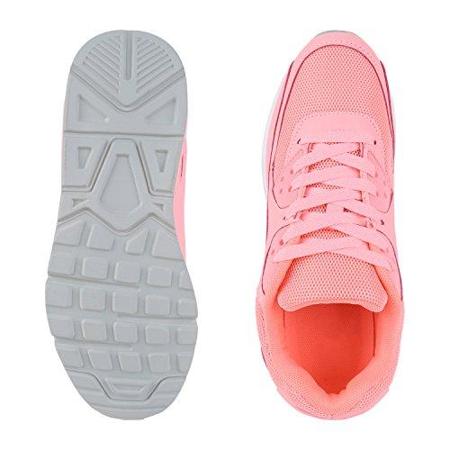 diansen® running Flyknit Boost inspirado entrenador Fitness gimnasio deportes zapatos (tamaño 6–�?1) rosa blanco