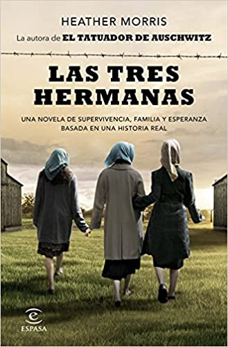 Las tres hermanas de Heather Morris