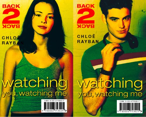 Watching You, Watching Me (Back-2-Back, Book - Ray Stores Bans