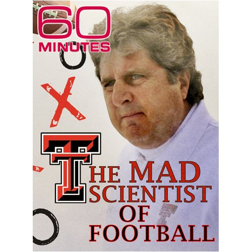 Michael Crabtree Football - 60 Minutes - The Mad Scientist of Football (January 4, 2009)