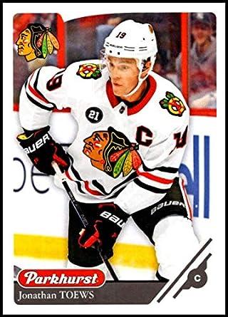 2018-19 Upper Deck Parkhurst  300 Jonathan Toews Chicago Blackhawks  Official NHL Hockey Trading fd970ce3c
