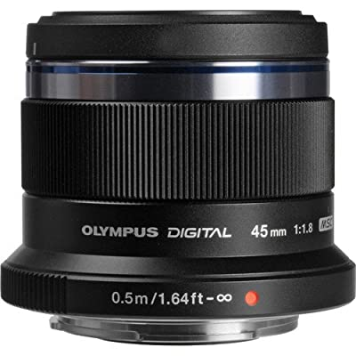 Olympus 45mm f1.8 Interchangeable Lens for Olympus/Panasonic Micro Cameras