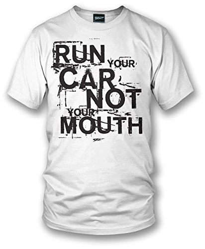 - Wicked Metal Run Your Car Not Mouth shirt