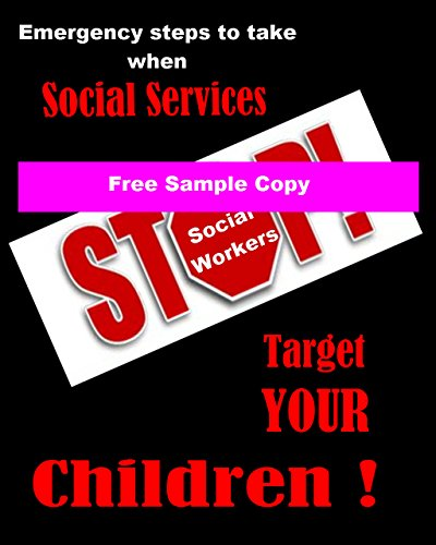 Essential Steps To Take When Social Services Target Your Children {free introductory copy}