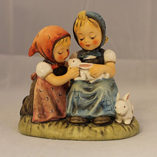 M i hummel country life easter time figurine