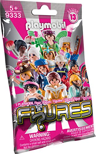 PLAYMOBIL Series 13 Girls Mystery Figures (Styles May Vary)