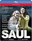Handel:Saul [Soloists; The Glyndebourne Orchestra; Orchestra of the Age of Enlightenement ] [Opus Arte: BLU RAY] [Blu-ray] [Region Free] [NTSC]