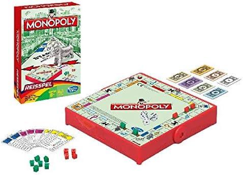 Hasbro Monopoly Grab & Go - Juego de Tablero: Amazon.es: Juguetes ...