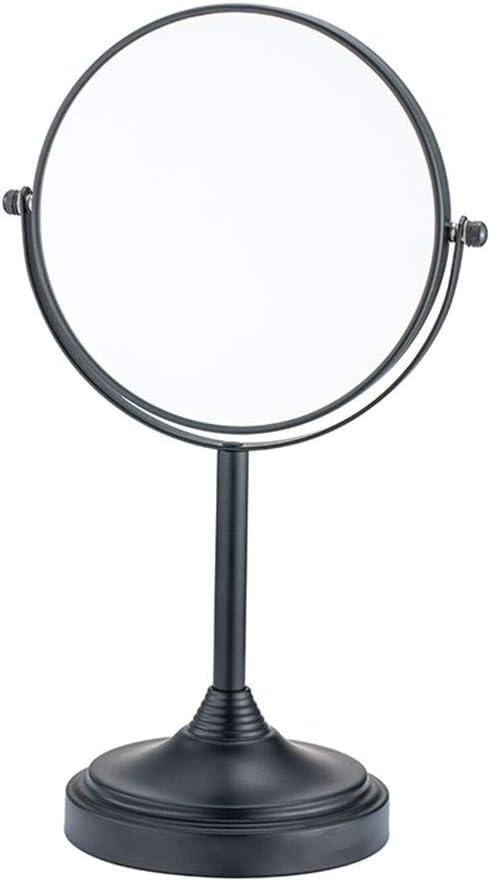 fcya Espejo de vanidad de Doble Cara, Espejo de Mesa de Sobremesa ...