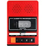 Thumbs Up Retro Type Tape Recorder Speaker for iPhone 4/4S/5 (Red)