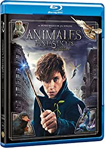 Animales Fantásticos Y Dónde Encontrarlos [Blu-ray]