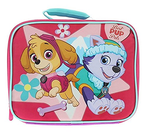 (Nickelodeon Paw Patrol Skye and Everest Pink 10