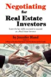 img - for Negotiating for Real Estate Investors book / textbook / text book