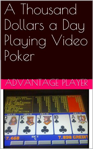 WORK A Thousand Dollars A Day Playing Video Poker. Official ordeno Power College Every