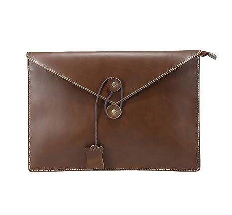 701245c47b Wikibird Originali Lavoro Handbag Casual Ufficio Borse Giornaliero Classica  Borsa Clutch Coulisse Liscio Pacchetto busta Borsa