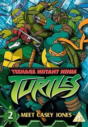 Amazon.com: Teenage Mutant Ninja Turtles, Vol. 2: Meet Casey ...
