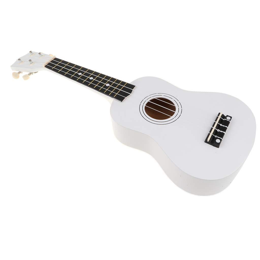 B blesiya Mini Ukelele Soprano Hawaii guitarra música juguete con ...