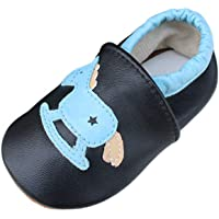 Zapatos para bebé Primeros Pasos Zapatillas Infantiles para Niño/Niña Antideslizante Respirable
