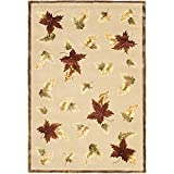 Safavieh French Tapis Collection FT230A Handmade Multicolored Premium Wool Area Rug (9' x 12')