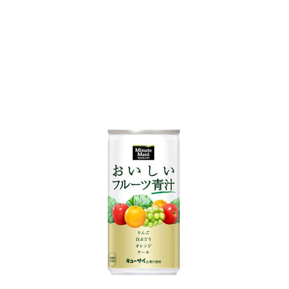 ミニッツメイドおいしいフルーツ青汁 販売 190g缶×30本×3ケース 販売 B07MJ3P3F8, アップルアンドローゼスカンパニー:7eb3ca5a --- capela.dominiotemporario.com