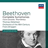Coll Ed: Beethoven: Complete Symphonies; Violin Concerto; Prometheus [7 CD]