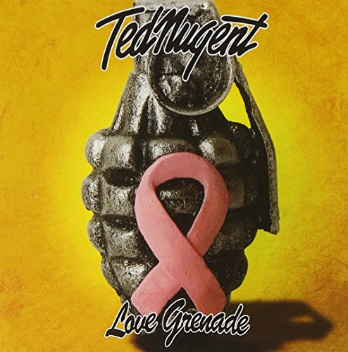 CD : Ted Nugent - Love Grenade (CD)