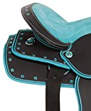 AceRugs 10 12 13 Turquoise Blue Light Weight