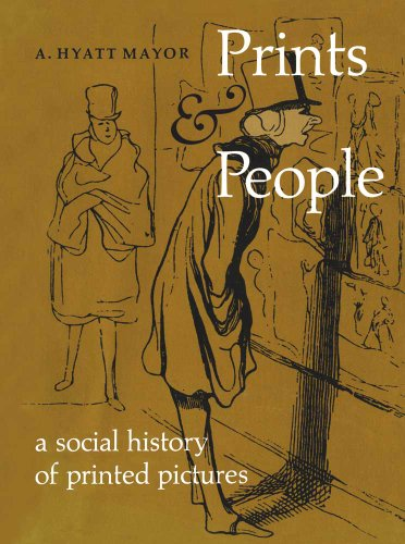 Prints And People: A Social History Of Printed Pictures
