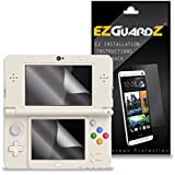 (4-Pack) EZGuardZ Screen Protector for Nintendo 3DS (2015) (Ultra Clear)