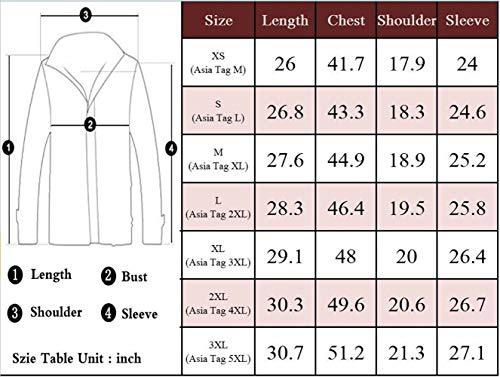 Abbigliamento Uomo Bomber Di Parka Schwarz Da All'aperto Ntel Spessore Trapuntato Giacche Caldo Antivento Inverno Cotone Rivestimento Cashmere qwFfIzz