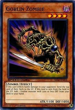 - Common 3 x Dragon Zombie SBLS-EN028 1st Edition