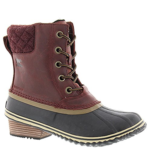 Redwood Ii Femme Slimpack Eur Shell british 5 Boot 38 Lace Sorel Pour Tan vREqqFw