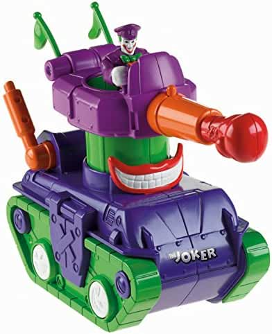 Fisher-Price Imaginext DC Super Friends, Joker Tank