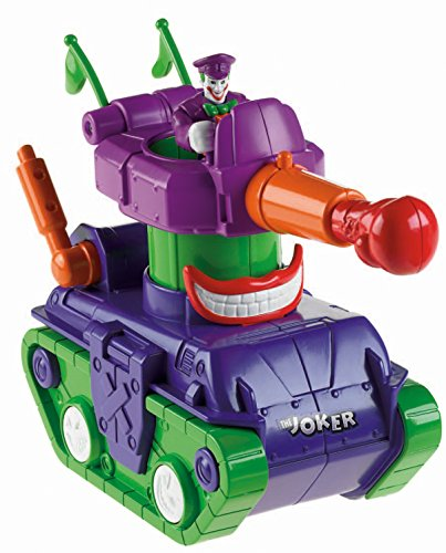 [Fisher-Price Imaginext DC Super Friends, Joker Tank] (Joker Costumes Kids)