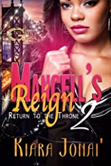Mancell's Reign 2: Return to the Throne (Volume 2) Paperback