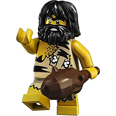 LEGO 8683 Minifigures Series 1 - Caveman: Toys & Games