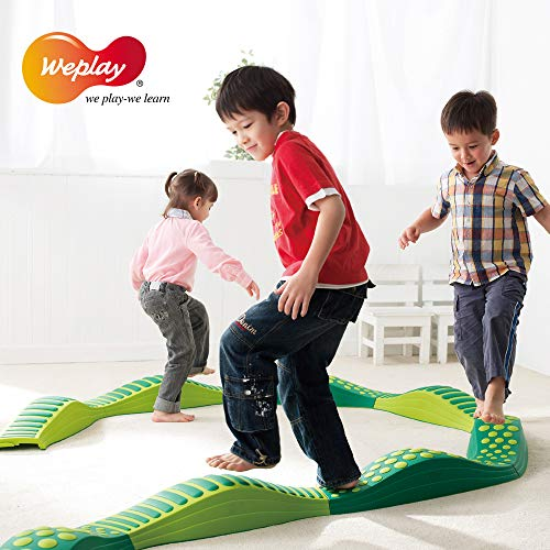 Weplay Wavy Tactile Path, Green by Weplay (Image #6)