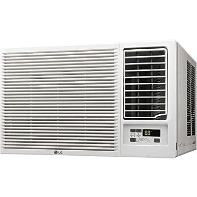 LG LW1816HR 18000 BTU 230V Air Conditioner & Heat Window-Mounted Air Conditioner