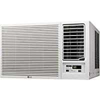 LG LW2416HR 23000 BTU 230V Air Conditioner with Heat Window-Mounted Air Conditioner