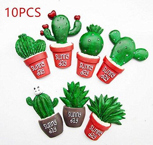 12pcs Novelty Animals Wooden Fridge Magnet Cute Children Toy - 6