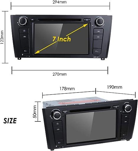 Car Radio 1 Din Car Dvd Player Android 10 Os 2gb 16gb Elektronik